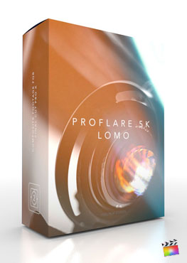 Final Cut Pro X Plugin ProFlare 5K Lomo from Pixel Film Studios