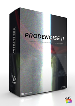 Final Cut Pro X Plugin ProDenoise 2 from Pixel Film Studios