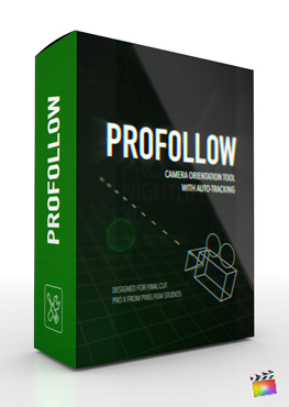 Final Cut Pro X Plugin ProFollow from Pixel Film Studios