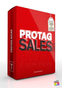 ProTag Sales - Trackable Tags for FCPX - Pixel Film Studios