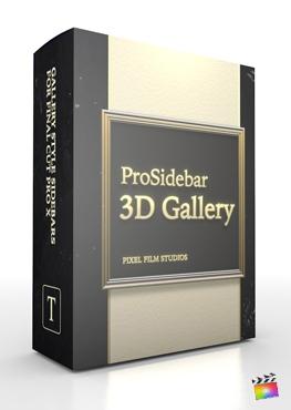 ProSidebar 3D Gallery