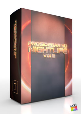 ProSidebar 3D Nightlife Vol 2