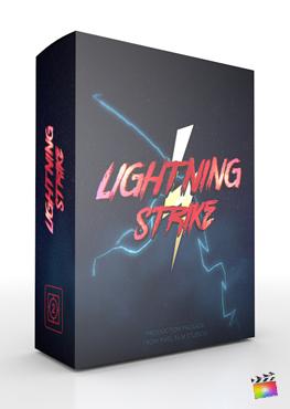 Final Cut Pro X Theme Lightning Strike from Pixel Film Studios
