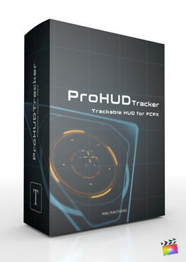 Final Cut Pro X Plugin ProHud Tracker