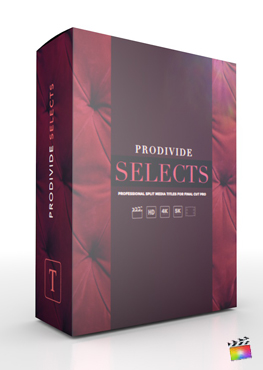Final Cut Pro X Plugin ProDivide Selects from Pixel Film Studios