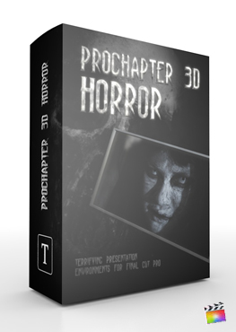 Final Cut Pro X Plugin ProChapter 3D Horror from Pixel Film Studios