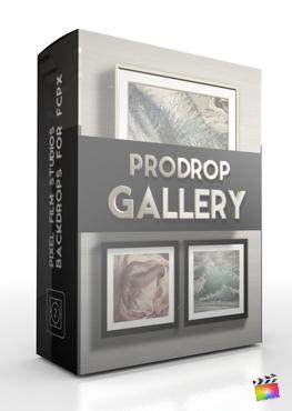 Final Cut Pro X Plugin ProDrop Gallery from Pixel Film Studios