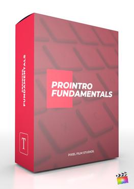 Final Cut Pro X Plugin ProIntro Fundamentals from Pixel Film Studios