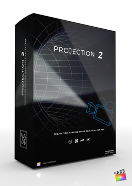 Final Cut Pro X Plugin Projection 2 from Pixel Film Studios