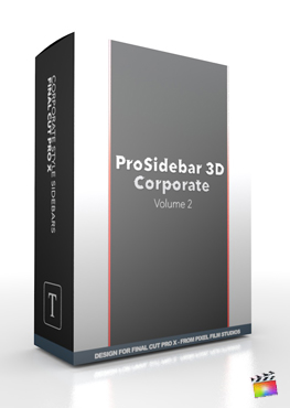 ProSidebar 3D Corporate Volume 2
