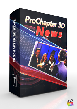Final Cut Pro X Plugin ProChapter 3D News from Pixel Film Studios