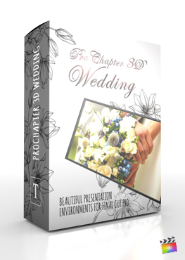 Final Cut Pro X Plugin ProChapter 3D Wedding from Pixel Film Studios
