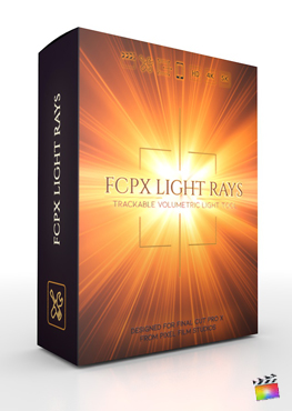 Final Cut Pro X Plugin FCPX Light Rays from Pixel Film Studios