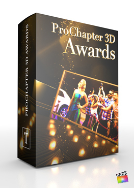 Final Cut Pro X Plugin ProChapter 3D Awards from Pixel Film Studios