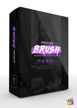 Final Cut Pro Plugin - ProDivide Brush from Pixel Film Studios