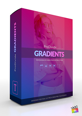 Final Cut Pro Plugin - ProDivide Gradients from Pixel Film Studios