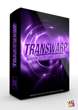 Final Cut Pro X Plugin TransWarp from Pixel Film Studios