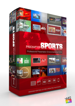 Final Cut Pro X Plugin ProChapter Sports from Pixel Film Studios