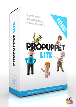 ProPuppet Lite - Professional Puppet Animation Tools in FCPX