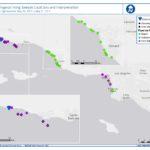 Fingerprinting Sample Locations and Interpretation Map # 2
