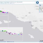 Fingerprinting Sample Locations and Interpretation Map # 1