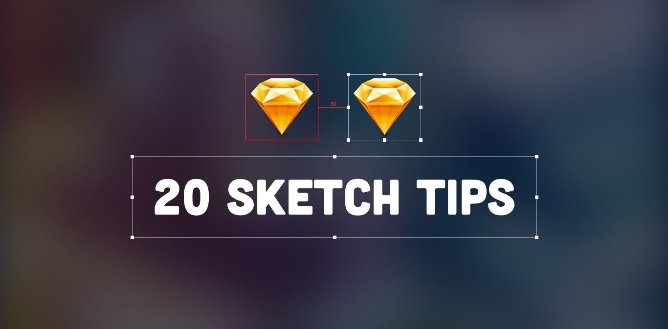 My 20 Favorite Sketch Shortcuts and Tips