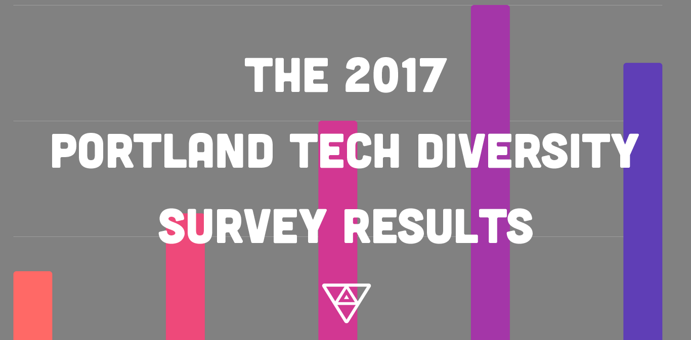 The 2017 Portland Tech Diversity Survey Results