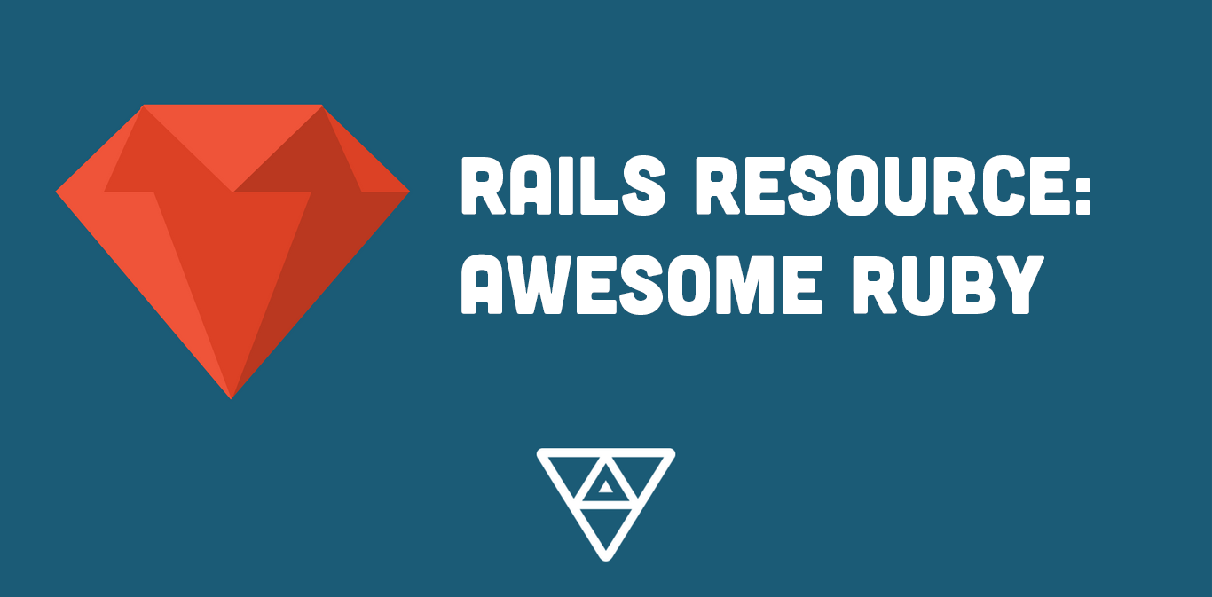 Rails Resource: Awesome Ruby