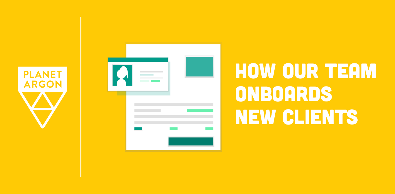 How Our Team Onboards New Clients