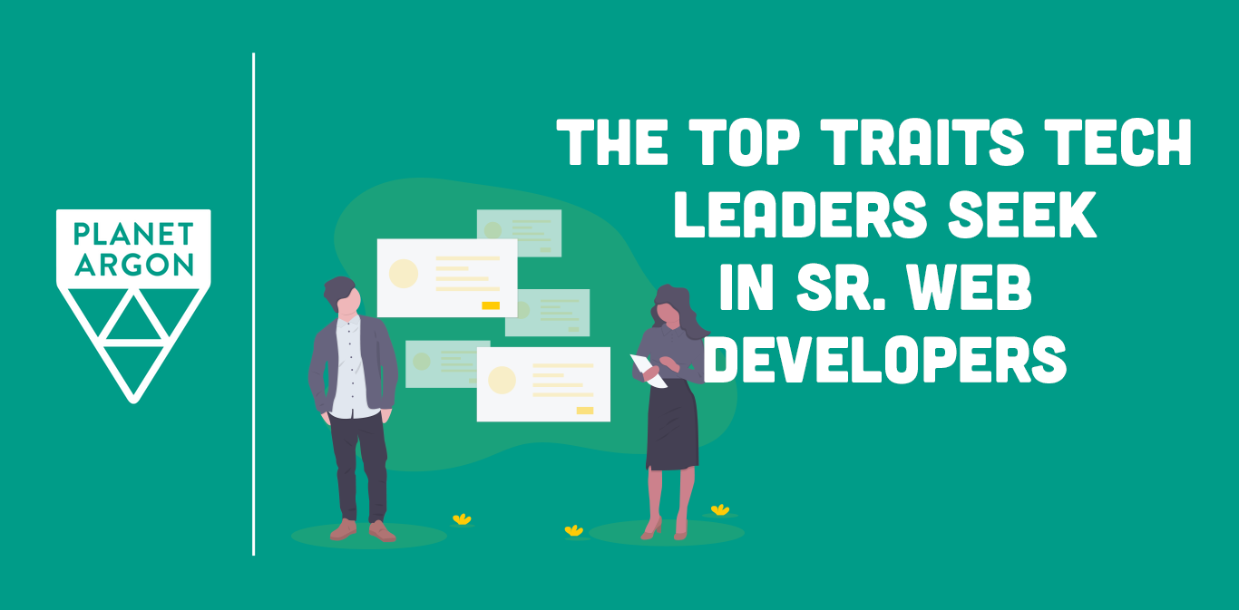 The Top Traits Tech Leaders Look for in Senior Web Developers