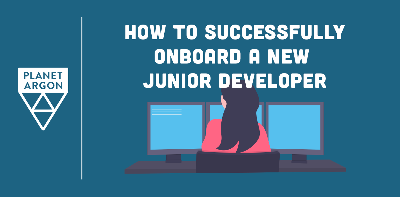How to Successfully Onboard a Junior Developer