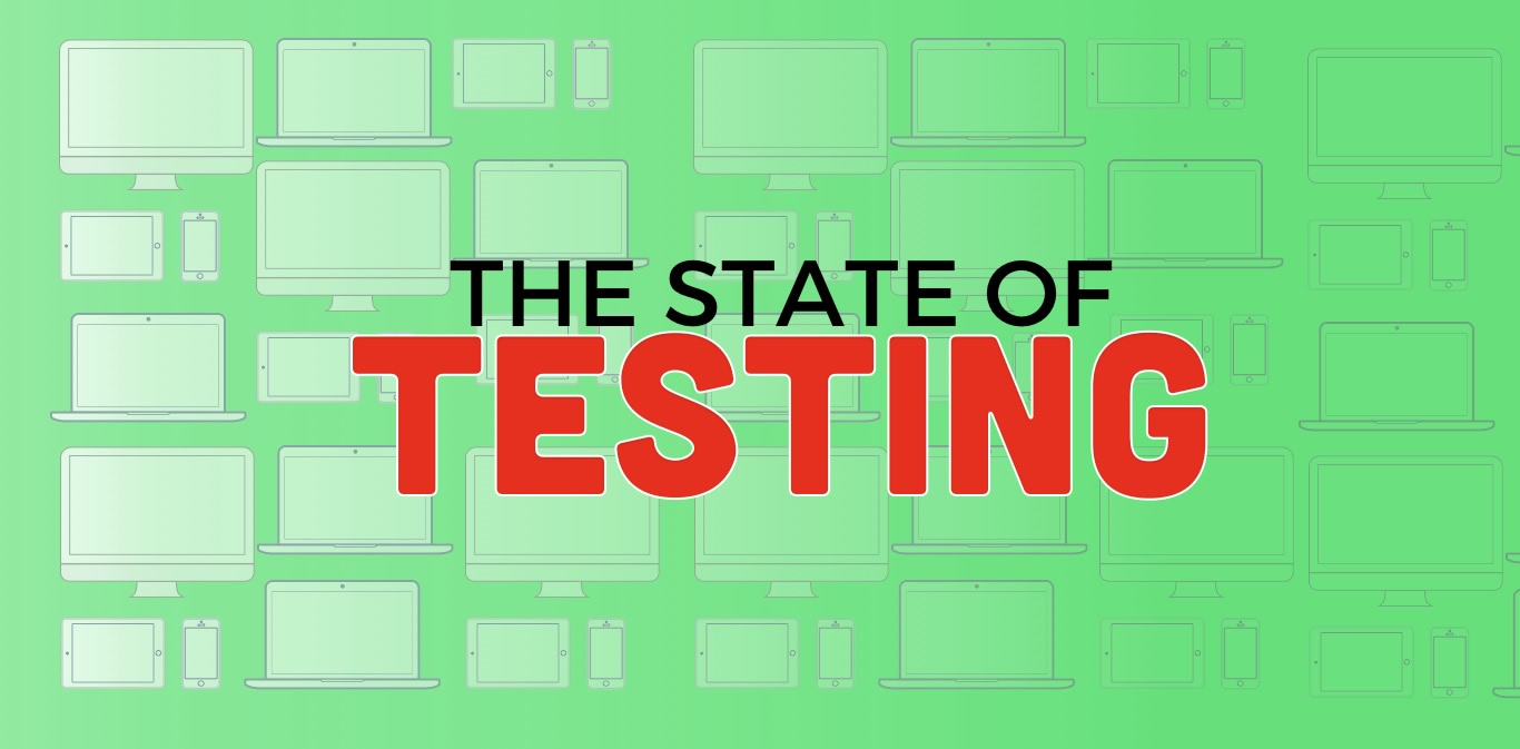 The State of Testing - A Front-end Perspective