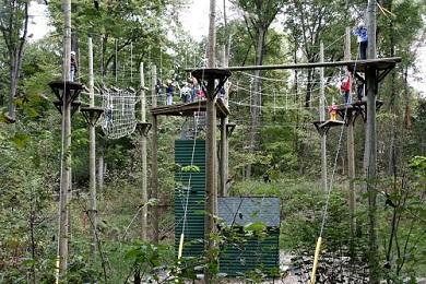 Zip & Adventure Tower image 1