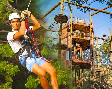 Product Zip & Adventure Tower