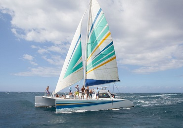 Product 2hr Aloha Sunset Sail