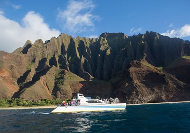 Product 3.5HR NaPali Sunset Dinner