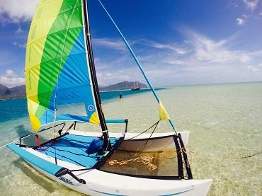 Product Catamaran Sailing Adventure- Kaneohe