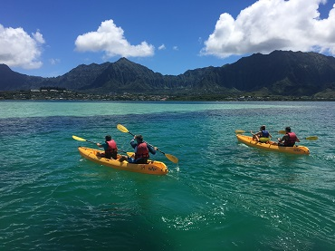 Holokai Kayak and Snorkel Adventure 3hrs