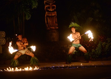 Myths of Maui Luau