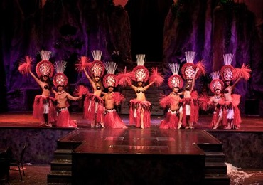 Product Magic of Polynesia - Dinner Show