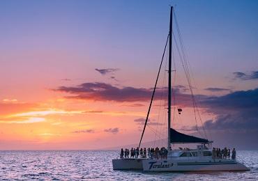 Product Dinner Sunset Sail