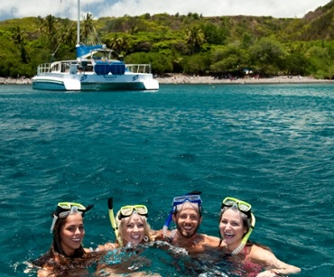 Product West Maui Snorkel