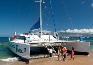 Product Snorkel Premier Cruise West Maui