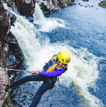 Rappel & River Experience