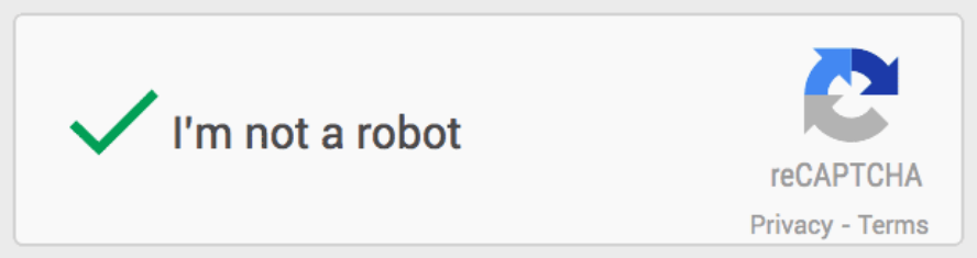Google reCAPTCHA for Sprout Forms