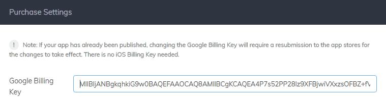 Buildfire Key
