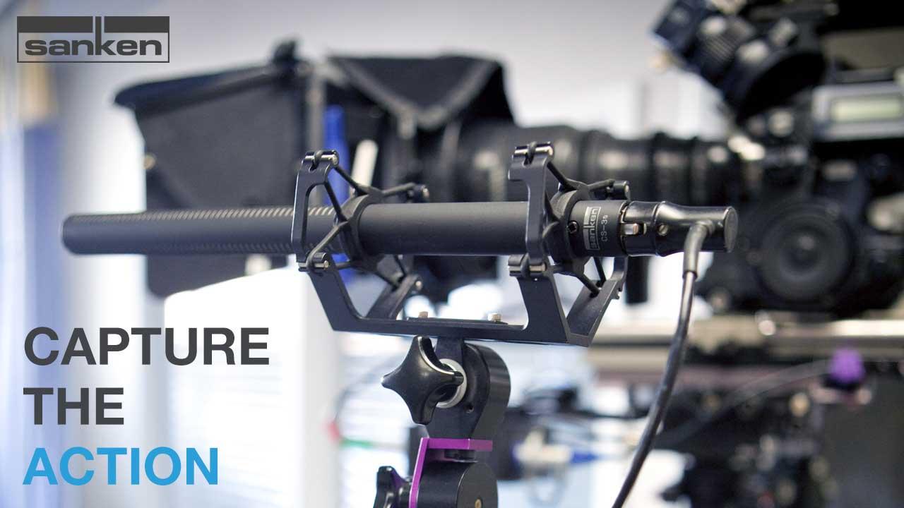 Sanken Production & Live Mics - Capture the Action