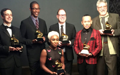 "Frank Filipetti Picks Sanken Mics for Grammy-winner ""The Color Purple"""