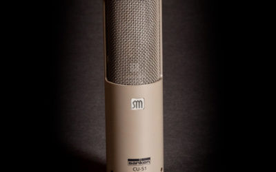 Introducing the New Sanken Chromatic CU-51 Condenser Mic