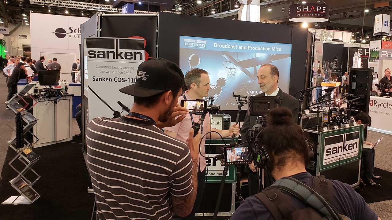 Sanken Production & Live Archives - plus24